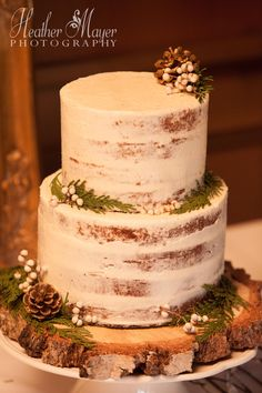 www.heathermayerphotography.com cake, wedding, wedding cake