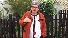 Entrevista a María Luisa Picado Raincoat, Vest, Angels, Jackets, Fashion, Interview, Historia, Authors, Down Jackets