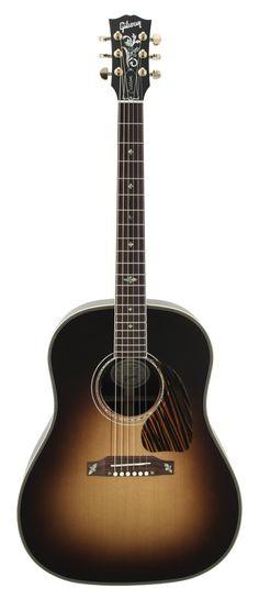 Gibson J-45 Custom, Rosewood Vintage Sunburst