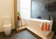 Cush and Nooks: The Block Villa Wars | Bathroom Reveal