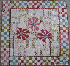 Piece N Quilt: Funky Wonderland Quilt Tutoiral