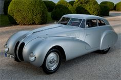 The 1940 BMW 328 Mille Miglia