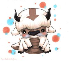 Appa from Avatar the Last Airbender