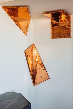 megan tagliaferri bar and dining room shot by laure joliet | via coco+kelley
