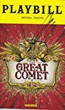 #7: Josh Groban signed Natasha Pierre & The Great Comet of 1812 Playbill