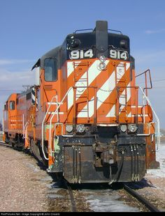 RailPictures.Net Photo: GWR 914 Great Western Railway EMD SD9 at Windsor, Colorado by John Crisanti