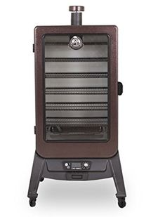 Shop the Pit Boss 7 Series Wood Pellet Vertical Smoker from Pit Boss Grills and start grilling like a boss. Wood Pellets, Pit Boss Smoker, Burnt Ends, Wood Pellet Grills, Nebraska Furniture Mart, Cooking Time, Bbq Brisket, Beef Ribs