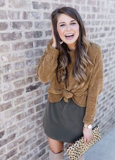 Fall Looks : Picture Description fall outfit ideas Cute Outfits, Casual Outfits, Fashion Outfits, Womens Fashion, Ladies Fashion, Fashion Ideas, Casual Attire, Fashion 101, Work Outfits