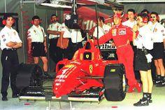 Michael Schumacher (GER) (Scuderia Ferrari), Ferrari F310 - Ferrari Tipo 046…