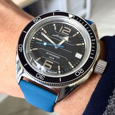 Best Watches For Men, Cool Watches, Omega Seamaster Diver, Patek Philippe, Nautilus, Omega Watch, Sport Watches, Sports, Accessories