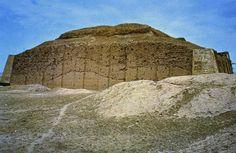UR - Ziggourat du Dieu Nanna - Construite vers 2100 avant JC.