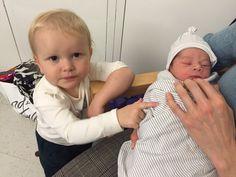 Ava and Luca, November 28, 2015