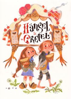 Hansel and Gretel. When you venture outside of your safety zone, always know how to get back home. Plan ahead.