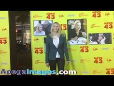 Chelsea Handler suits up on  the red carpet at the Premiere 'Movie 43'