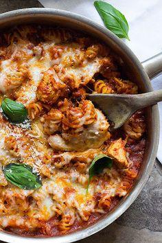 12 cheesy one pot pastas that taste like a million bucks pasta one pan chicken parmesan pasta recipe yummly forumfinder Choice Image