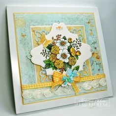 ChristineCreations Summer Blooms