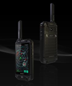 Electronics Gadgets, Technology Gadgets, Raspberry Pi Projects, Two Way Radio, Cool Tech, Ham Radio, Walkie Talkie, Tactical Gear, Industrial Design