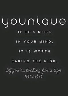 Younique opportunity to join or sign up as a presenter.  .Www.youniqueproducts.com/JayneBarker