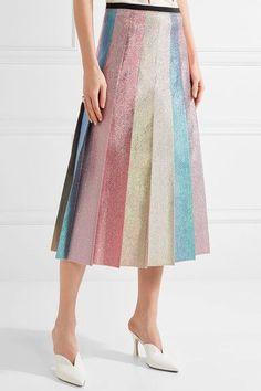 Multicolored lamé Gucci