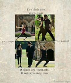 Vampire Academy: Rose and Dimitri