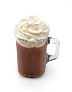 Tito's Hot Chocolate...YESSS!