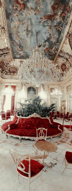 """amazingeugenie: """" """"Napoleon III's Apartments, Musée du Louvre, Paris. """" """""""