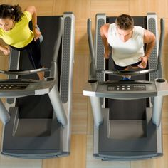 The 500-Calorie-Burning Treadmill Workout - Goal for End of Summer