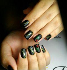 39181403734_dd649fb13a_o + 70 Gel polish nails Designs 2018 part III Nail Art Gel polish nails Gel Nails Art designs 2018