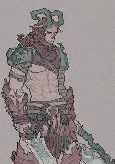 Fantasy Characters design, Veronica Bonacini