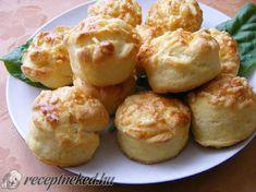 Joghurtos pogácsa recept