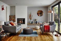 Mid Century Modern Living Room Decor Ideas 65