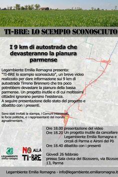 Ti – Bre, incontro pubblico a Legambiente per parlare di questo ennesimo scempio italico