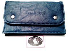 Καπνοθήκη μπλε Card Case, Continental Wallet, Cards, Maps, Playing Cards