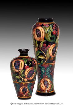 Rachel Bishop, Moorcroft pottery