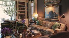 Inside Aerin Lauder's Beautiful Hamptons Home - Homes, Aerin Lauder, Homes, Aerin Lauder Hamptons House, Celebrity Houses In The Hamptons - Harper's BAZAAR Arabia