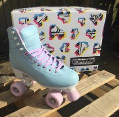 Grab a great deal on Roller Skates. Next day delivery available on all Roller Skates. Roller Skates For Kids, Retro Roller Skates, Roller Skate Shoes, Quad Roller Skates, Kids Skates, Roller Derby Girls, Roller Disco, Roller Skating, Girl Skateboard Decks