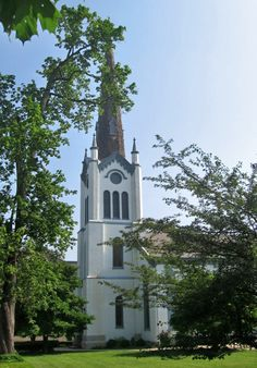 Carlisle St. John's Episcopal Church Carlisle Pennsylvania, Cumberland County, Fall Semester, Episcopal Church, St John's, All Over The World, Birth, Wanderlust, Exterior
