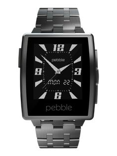 Pebble Steel - Silver Front $250 (Dear Santa, I would give my old one to Oscar)