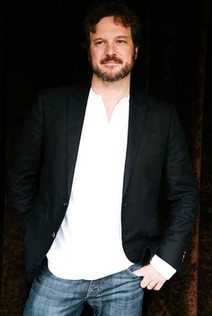 Colin Firth-I'm a big fan of the bearded version of this foxy fellow