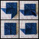 Origami em tecido