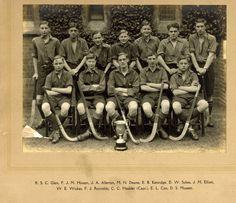 Cranleigh School's South Hockey team in 1931