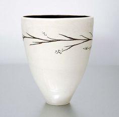 Branch Pot.  sarapaloma  $50
