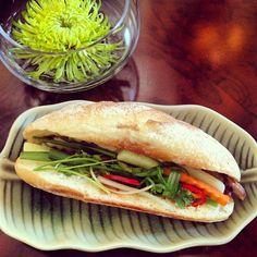 Banh mi breakfast - Saigon