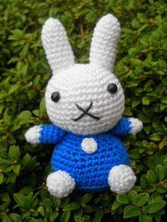 Amigurumi Miffy Bunny - FREE Crochet Pattern / Tutorial