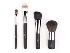 Click here to see Younique's Face Brush Set and save more than 10% off individual retail!  Includes the Concealer Brush, Foundation Brush, Powder Puff Brush, and Blusher Brush.  $80.00 http://www.empoweredbymakeup.com/products/view/US-35101-02#.VjzfX7erSUk