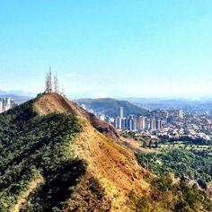 Parque Serra do Curral em Belo Horizonte, MG
