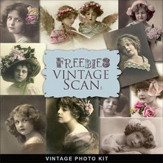 Freebies Vintage Photo:Far Far Hill - Free database of digital illustrations and papers