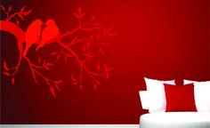 Lovebirds Branch