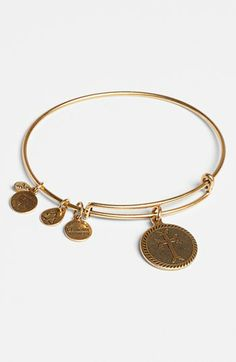 Alex and Ani 'Armenian Cross' Expandable Wire Bangle available at #Nordstrom