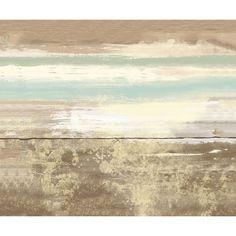 Guest room - Soft Blues Canvas Print